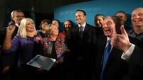 Varadkar rules out snap election and Brexit role for Enda Kenny