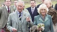 Charles and Camilla to begin official visit to Ireland