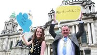 Belfast and Derry launch joint bid for European Capital of Culture status