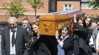 Son of murdered Jean McConville brought his family back together, funeral told