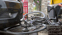 Cyclist airlifted to hospital following Clare collision