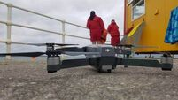 Lifeguards at Spanish Point beach to use drones