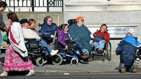 Disabled to protest as Ireland remains only EU country yet to ratify UN Convention on rights