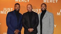 Real-life lawyer Bryan Stevenson on inspiring Just Mercy