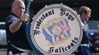 Flashpoint Ardoyne Orange Parade displays 'much more relaxed atmosphere'