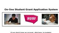 Students encouraged to apply for Susi grant before tomorrow's deadline