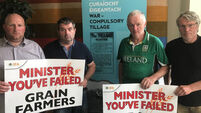 Farmers suspend sit-in at Department of Agriculture