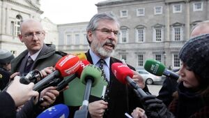 Gerry Adams prepared to make Dáil statement on Brian Stack case