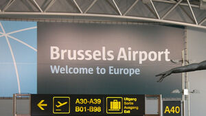 Dozens of flights delayed by power cut at Brussels airport