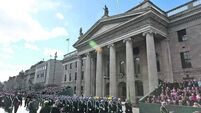 Final event of the 1916 centenary celebrations today