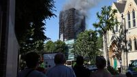 Latest: Grenfell Tower fire has claimed at least 12 lives, 18 critical, 9 missing