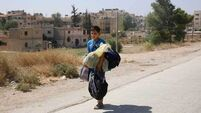 Russia proposes date for Syrian peace talks
