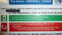 Action group claims there were issues with evacuation procedures at Grenfell Tower
