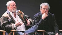 Terry Gilliam: Back in the saddle again