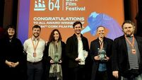 Winners announced for the 64th Cork Film Festival