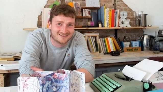 We Sell Books: Sean O'Sullivan is binding his time in a job he loves