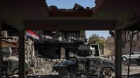 Iraqi troops mopping up in Mosul after key victories over IS