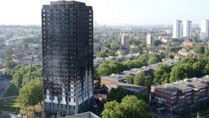 Theresa May to hear Grenfell Tower updates as 60 more tower blocks fail fire safety tests