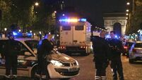 Police arrest four relatives of  Champs-Elysees attacker