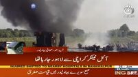 Latest: Death toll from Pakistan oil tanker fire rises to 153