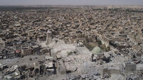 Iraqi forces take landmark Mosul mosque blown up by Isis