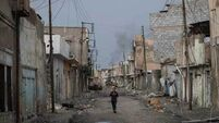'300 IS militants still holed up in small area of Mosul'
