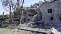 Eight killed in Damascus car blasts - but plot for mass deaths foiled