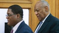 Bill Cosby told police his accuser did not rebuff his advances, sex assault trial hears
