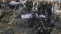 Pakistan suicide bombing death toll rises to 22