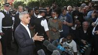 Sadiq Khan claims Town Hall has lost trust of residents after Grenfell fire