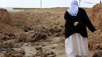 Islamic State women 'using own children as human shields' in Mosul battle