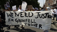 Grenfell Tower inquiry chairman heckled as he meets disaster survivors