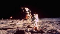 Moon dust collected by Neil Armstrong to be sold at auction