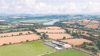 73-acre Blackwater valley farm for sale