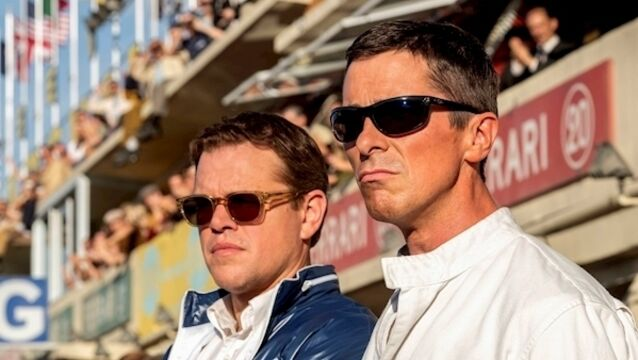 Foot to the floor: Christian Bale and Matt Damon talk about Ford, Ferrari and the 24 hours of Le Mans