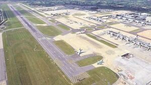 Air passengers stranded after parking firm at Gatwick ceases trading