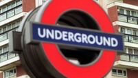 Police break up dance party on London Tube train