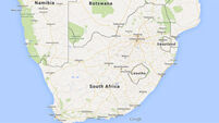 Searches for eight missing fishermen off South Africa