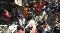 Three dead, 12 injured, in Pakistan after apartment block collapses