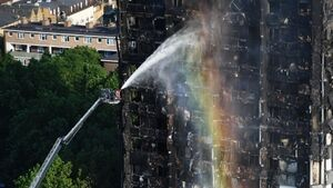 Grenfell fire: Only a miracle could have stopped inferno, says fire chief