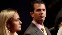 Russia denies reaching out to Donald Trump Jr via property developer