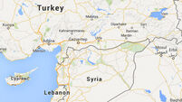 Three feared dead after 'missiles knock out hospital' in Syria