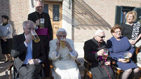 Benedict XVI toasts 90th birthday with mug of beer