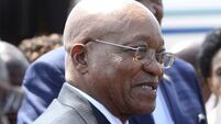 South African president Jacob Zuma admits government disputes are damaging