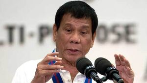 Rodrigo Duterte declares martial law in southern Philippines to tackle extremists