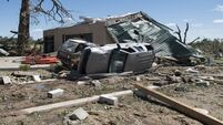 14 killed as storms and flooding sweep across US