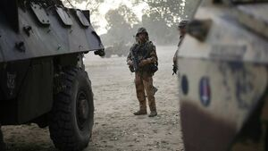 French forces kill 20 Jihadists in Mali forest