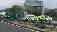 Latest: Driver arrested after five die in motorway crash involving lorry and car in UK