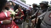 Jakarta governor given two-year prison sentence for Blasphemy