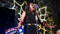 Martha Reeves and the Vandellas roll out the Motown classics at Cork Jazz Fest